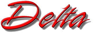 Logo for Delta Manufacturing