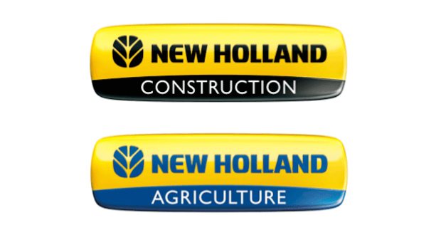 Logo for New Holland