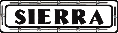 Logo for Sierra