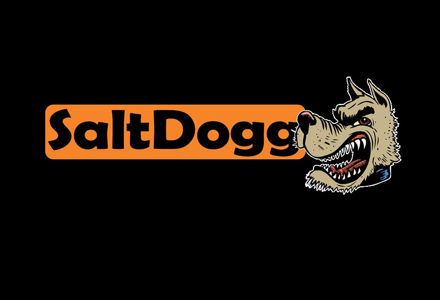 Logo for SaltDogg