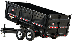 Home Abq Discount Flatbed Utility And Dump Trailers