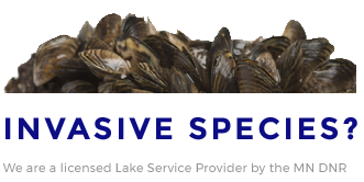 Invasive Species Lake Service Provider