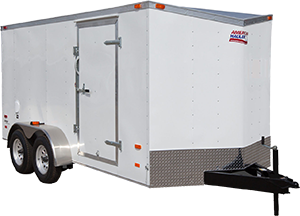 Enclosed Trailers for sale in Ohio